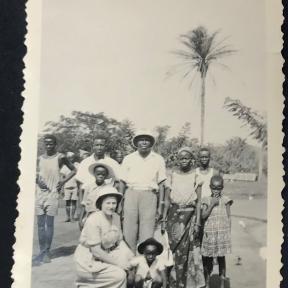 Fam. Henno, Congo (foto: privécollectie)