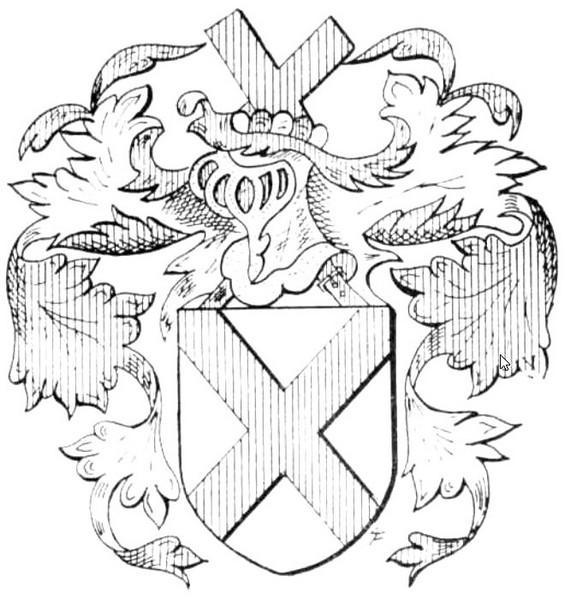 Familiewapen Tits ( uit: Limburgse families en hun wapen (1973), p. 110)
