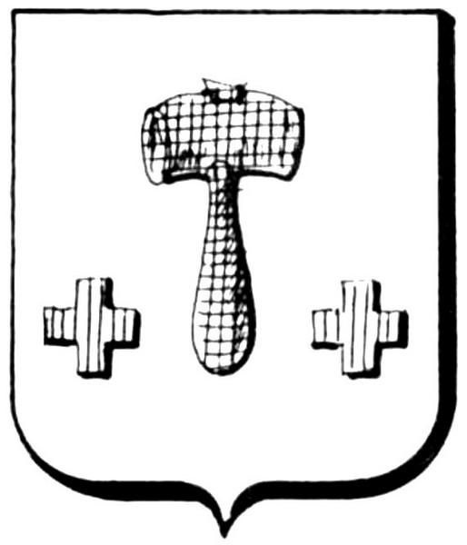 Familiewapen Van Aarschot (uit: Het Belang van Limburg, 22-09-1979, p. 43)