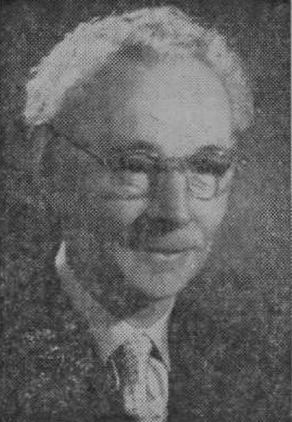 Portretfoto Laurent Withofs (1891-1976) (uit: Laurent Withofs sinds 1919 vergroeid met het N.V.I. Limburg (1969))