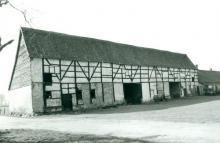 Oostelijke vleugel van het zustersverblijf van de abdij van Herkenrode (uit: Inventaris van het cultuurbezit in België (1981), fig. 233 - Frieda Schlusmans, 04-1976 - Vlaamse Gemeenchap)