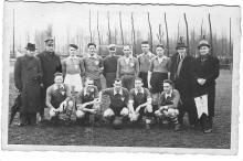 Voetbalploeg Hasselts stadspersoneel en politie, 1947