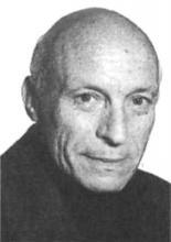 Portretfoto 'pater Marcel Brauns' (1913-1995) (uit: Het Belang van Limburg, 09-09-1995, p. 16)