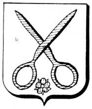 Familiewapen Coninx (uit: Het Belang van Limburg, 22-04-1978, p. 47)