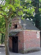 Kapel Onze-Lieve-Vrouw-Troost-der-Kleine-Kinderen, Diestersteenweg (foto: Sonuwe, 2011)