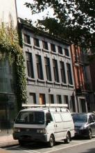 Dokter Willemsstraat 17 (foto: Erfgoedcel Hasselt, 2010)