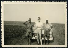 Edgard Jamart in Congo (foto: privécollectie)