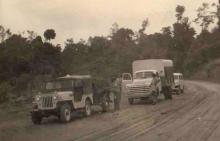 Familie Melotte-Coenen in Congo 2, 1953-1956 (foto: privécollectie)