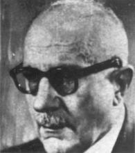 Portretfoto Jan Grauls (1887-1960) (uit: Hasseltse Portretten (1997), p. 104)