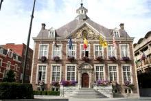 Stadhuis, Groenplein 1 (foto: Erfgoedcel Hasselt, 2009)