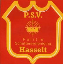 Hasseltse politie: schuttersvereniging (foto: privécollectie)