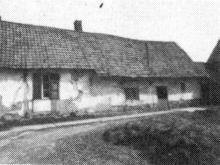 Hoeve, Herkkantstraat 9 (uit: Inventaris van het cultuurbezit in België (1981), fig. 883 - Frieda Schlusmans, 05-1976 - Vlaamse Gemeenschap)