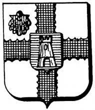 Familiewapen Jaminé (uit: Familiekroniek Jaminé (I) (1992))