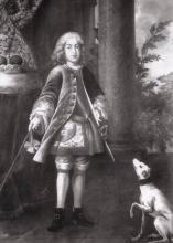 Portret prins-bisschop Jan Theodoor van Beieren (1703-1763) (uit: Wikipedia)
