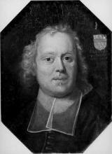 Prins-bisschop Jan Lodewijk van Elderen (1616-1694), olieverfportret (collectie Bisdom Luik)