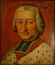 Prins-bisschop Karel d'Oultremont (1716-1771), olieverfportret (collectie Grand Curtius Luik)