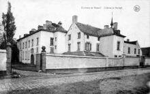 Kasteel van Kermt, ca. 1910, prentbriefkaart (collectie Stadsarchief Hasselt)