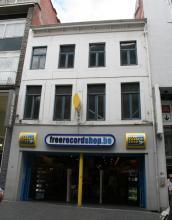 Het Groen Peert, Koning Albertstraat 33 (foto: Erfgoedcel Hasselt, 2009)