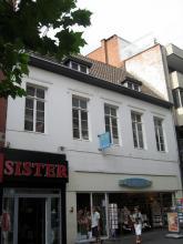 De Bruyne Visch, Koning Albertstraat 5-7 (foto: Sonuwe, 2011)