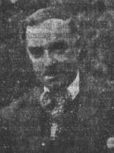 Portretfoto Jef Leynen (1880-1936) (uit: Bio-bibliographische Lijst van Limburgsche Schrijvers / Jef Leynen (1938))
