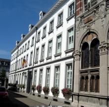 Gouverneurswoning, Lombaardstraat 25 (foto: Sonuwe, 2011)
