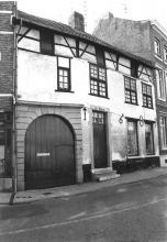 De Pasteye, Maastrichterstraat 65 (uit: Inventaris van het cultuurbezit in België (1981), fig. 184 - Frieda Schlusmans, 07-1975 - Vlaamse Gemeenschap)