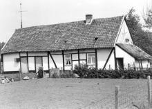 Hoeve, Oude Holrakkerstraat 2 (uit: Inventaris van het cultuurbezit in België (1981), fig. 877 - Frieda Schlusmans, 05-1976 - Vlaamse Gemeenschap)