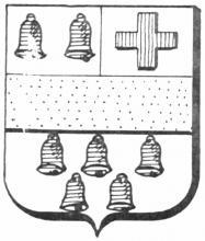 Familiewapen Pierloz (uit: Het Belang van Limburg, 06-05-1978, p. 39)
