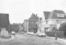 Albrecht Rodenbachstraat (uit: De Hasselaar, 1964, nr. 33)