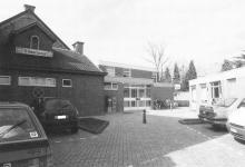 Sint-Hubertuszaal, Runkstersteenweg 149 (uit: Hasselt / Ontmoetingscentra (s.d.), p. 18)