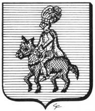Familiewapen Ruyters (uit: Het Belang van Limburg, 14-12-1974, p. 31)