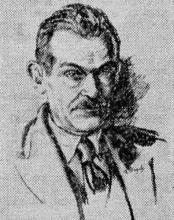 Portret Ward Schouteden (1894-1957) (uit: Ward Schouteden (1959))