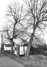 Kapel Onze-Lieve-Vrouw in Nood, Singelbeekstraat (uit: Inventaris van het cultuurbezit in België (1981), fig. 836 bis - Frieda Schlusmans, 1975 - Vlaamse Gemeenschap)