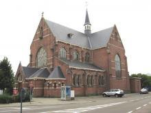Sint-Lambertuskerk Kiewit (foto: Sonuwe, 2007)