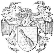 Familiewapen Stueters (uit: Limburgse families en hun wapen (1973), p. 103)