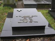 Grafsteen Lambert Swerts (1907-1980) (uit: Website Schoonselhof - geraadpleegd op 29-10-2012)