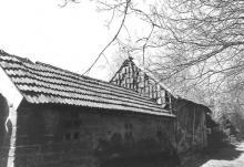 Hoeve, Veldstraat 54 (uit: Inventaris van het cultuurbezit in België (1981), fig. 924 bis - Frieda Schlusmans, 07-1976 - Vlaamse Gemeenschap)