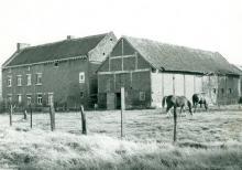 Hoeve, Voorstraat 108 (uit: Inventaris van het cultuurbezit in België (1981), fig. 755 - Frieda Schlusmans, 10-1975 - Vlaamse Gemeenschap)