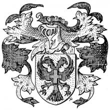 Familiewapen Wagemans (uit: Limburgse families en hun wapen (1984), p. 145)