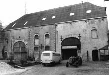 Kasteel van Wideux, Wideuxdreef (uit: Inventaris van het cultuurbezit in België (1981), fig. 1001 - Frieda Schlusmans, 05-1976 - Vlaamse Gemeenschap)