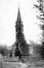Sint-Niklaaskerk Wimmertingen (uit: Wimmertingen / Warm aanbevolen (2009), p. 7)