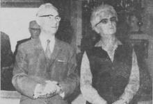 Echtpaar Laurent Withofs-van den Bos (uit: Echtpaar Withofs-van den Bos 50 jaar gehuwd te Genk (1969))
