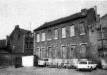 Witte Nonnenstraat 28 (uit: Inventaris van het cultuurbezit in België (1981), fig. 762 - Frieda Schlusmans, 11-1975 - Vlaamse Gmeenschap)