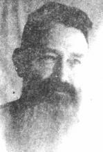 Portretfoto missionaris Jozef Wouters (1903-1965) (uit: Bloedbad aan de Rubi-stroom te Buta, 1965)