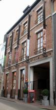 De Brandewijnketel, Zuivelmarkt 25 (foto: Sonuwe, 21-08-2011)