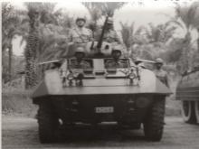 Familie De Wilde, Force Publique Congo, circa 1959, foto 1 (foto: privécollectie)