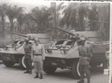 Familie De Wilde, Force Publique Congo, circa 1959, foto 2 (foto: privécollectie)