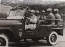 Familie De Wilde, Force Publique Congo, circa 1959, foto 3 (foto: privécollectie)