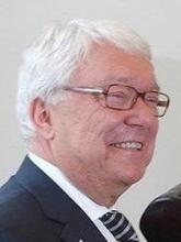 Burgemeester Louis Roppe (foto: Annemie America)